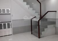 Nhà bán Tân Phú, Phú Thọ Hòa, 33m2, hẻm 3m, giá 3 tỷ 5