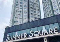 Chính chủ bán gấp CH Summer Square, 65m2, 2PN tầng đẹp view hồ bơi. Giá 2.35 tỷ LH: 0937349.978