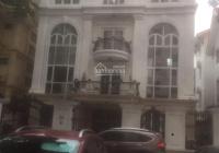 Cho thuê nhà phố Nguyễn Ngọc Vũ, Cầu Giấy, 140m2 x 7T, MT 9m, giá 170 triệu/tháng