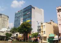 Bán vị trí đắc địa, tòa nhà mặt tiền Bến Vân Đồn Q4 DTS: 1.354m2 ~ hầm, 8 tầng, thu nhập 250tr/th