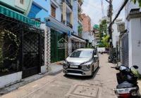 Bán nhà mặt tiền đường Lê Lư, Phú Thọ Hoà, Tân Phú, DT: 4.4x20m, 1 trệt 2 lầu sân thượng