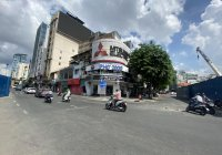Cho thuê nhà góc 2 mặt tiền đường Lê Lai - Phan Chu Trinh Quận 1. Giá 230 triệu