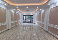 Bán nhà mặt phố Nguyễn Ngọc Vũ 50m2, 6 tầng, thang máy, lô góc, giá chỉ nhỉnh 13 tỷ