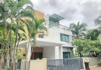 Cần bán biệt thự căn góc ven sông Sài Gòn, Villa Riviera An Phú Quận 2, nhà đang cho thuê tốt