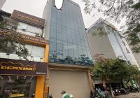 Cho thuê tòa nhà văn phòng thông sàn thang máy tại Hoàng Văn Thái. DT 120m2, 8T, MT 6m, giá 80tr/th