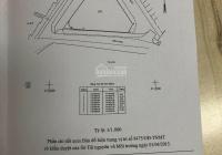 Bán lô Góc đất 3 mặt tiền Tăng Nhơn Phú, 1.778m2, giá 73tỷ, LH 0903066813