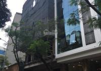 Chính chủ cho thuê nhà phố Dịch Vọng Hậu Cầu Giấy 170m2 6T 1H MT 11m thông sàn văn phòng, giá 150tr
