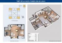 Cần chuyển nhượng căn góc H 87,79m2 dự án La Casta Văn Phú Hà Đông, rẻ hơn CĐT 170tr. Lh 0985138652