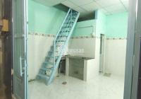 Cho thuê nhà nhỏ 2 lầu hẻm nhỏ đường Lê Văn Linh, P13, Q4
