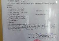 Chính chủ bán nhà hẻm Phạm Văn Bạch Phường 15 Quận Tân Bình