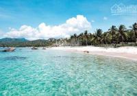 Bán đất chính chủ cách biển vịnh Cam Ranh chỉ 200m, hai mặt Đông - Tây cùng giáp biển, sổ đỏ riêng