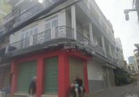 Nhà căn góc 2 mặt tiền kinh doanh sầm uất Hàn Hải Nguyên P.2 Quận 11 - DT 6.7m x 17.5m