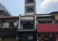 Cho thuê 247 MT Trần Hưng Đạo, Quận 5, 4.1x28m, 6 tầng, thang máy, giá 70 triệu/tháng