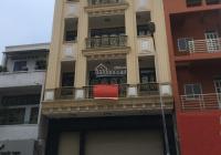 Cho thuê MT Trần Hưng Đạo, Quận 5, 8x19m, nhà mới đẹp 5 tầng, thang máy, giá 250 triệu/tháng