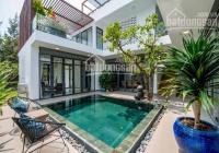 Bán biệt thự Phổ Quang, phường 9, Quận Phú Nhuận, DT: 14mx19m, nhà trệt, 3 lầu, nội thất