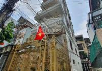 Bán nhà mới, Lạc Long Quân Xuân La Tây Hồ 80m2, 5 tầng, MT 5.6m, giá 6.1 tỷ