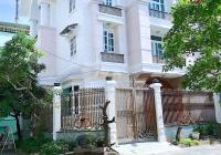 Biệt thự Nơ Trang Long 7.5x17m, trệt, 3L, 1 gara oto, 5pn, 5wc. Tốt VP cty, ở, 35tr/th