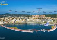 Bán Shophouse The Center - sở hữu vĩnh viễn - mặt biển - giá 26 tỷ, miễn 5 năm phí DV - tặng 1ty KD