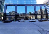 Cho thuê nguyên căn mặt phố Trần Hưng Đạo - Phan Chu Trinh - 300m2 * 4 tầng - mặt tiền 19m