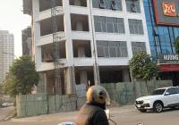 Cho thuê nhà mặt phố Hoàng Quốc Việt. 200m2 x 3 tầng - mặt tiền 12m