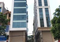 Cho thuê nhà mặt phố Khuất Duy Tiến, Thanh Xuân, HN. DT 150m2, 8T, 1 hầm nhà mới hoàn thiện xong