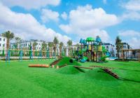 Đất nền biệt thự 15x24m cạnh công viên 960 triệu (TL), đường TL 824 ngay KCN Tân Đức, NH hỗ trợ 50%