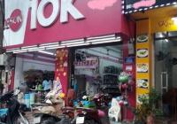 Cho thuê cửa hàng 1 tầng, diện tích 100m2, mặt tiền 6m, có hè. Vị trí mặt phố Nguyễn Phong Sắc