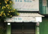 Bán nhà mặt tiền Bến Phú Lâm, Phường 9, Quận 6