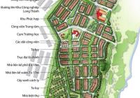 CC kẹt tiền bán gấp lô đất biệt thự 408m2 KĐT Thung Lũng Xanh, An Phước ngay KCN Long Thành 12tr/m2