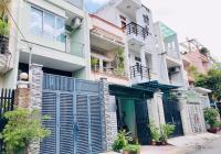 Bán nhà mặt tiền nội bộ Gò Dầu, Q. Tân Phú. DT 4x19m, đúc 1 lầu giá 7,6 tỷ TL nhẹ 0932622535