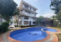 Cho thuê villa 500m2 hồ bơi, sân vườn Thảo Điền trệt 3 lầu 8 phòng