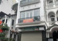 Cho thuê nhà tại phố Nguyễn Thái Học; diện tích: 55m2 x 2T; MT: 6m; giá: 25tr; LH: 0357871324