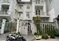 Khu biệt thự Nơ Trang Long 7.5x18m trệt 3L giá 35tr/th