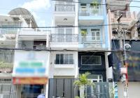 Nhà 42m2, 4 tầng, mặt tiền chính đường Hưng Phú P9 Q8