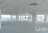 Sàn khủng 600m2 giá cực tốt tại phố Nguyễn Chánh. Giá thuê chỉ 170k/m2/th bàn giao đầy đủ