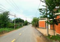 Bán đất thổ cư 100m2, trung tâm thị trấn Cần Giuộc, 4 x 25 giá 1,13 tỷ, đường Trương Văn Bang