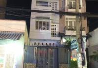 Bán nhà MT phố ẩm thực, Cư Xá Phú Lâm B, P. 13, Q. 6, nhà 3 tấm, 3.95 x 20m, 13.6 tỷ