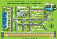 Bán đất mặt tiền đường Trần Phú thông ra Hồ Nhà Bè (KP3, P. Hắc Dịch, thị xã Phú Mỹ), giá: 7tr/m2