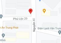 Tôi cần bán gấp lô đất 2 MT Nguyễn Xí & Phú Lộc 20. LH: 0987901827
