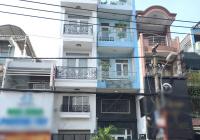 Bán nhà mặt tiền 4 lầu nở hậu Hưng Phú, phường 9, quận 8