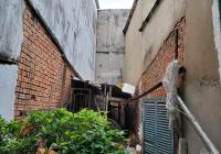 Bán đất diện tích nhỏ (nhà nát) hẻm Bùi Văn Ba, phường Tân Thuận Đông, quận 7. Liên hệ 0978462205
