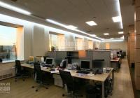 Sàn văn phòng 50 - 120m2 tại Khúc Thừa Dụ. Giá chỉ 160ng/m2/th