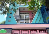 Cho thuê nhà khu đường số Phạm Hữu Lầu, Q7 - DT 5x18m, giá 12 triệu/th - 3 lầu + 4PN