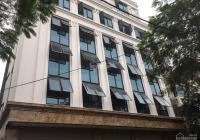 Cho thuê tòa văn phòng MP Thái Thịnh, Đống Đa, HN. DT 140m2, 7 tầng, 1 hầm thông sàn, giá 180tr/th