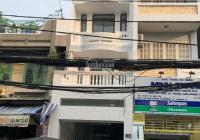 Bán nhà mặt phố Dạ Nam, 1 trệt 1 hầm 3 lầu sân thượng, phường 2 quận 8