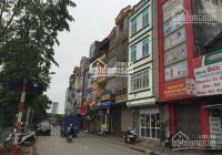 Cho thuê mặt phố Quan Hoa 62m2 x 5 tầng, MT: 4,3m. Giá 20tr/th