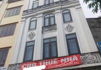 Cho thuê nhà mặt phố Phạm Văn Đồng DT 70m2 7 tầng 1 hầm MT 6m thông sàn showroom VLXD spa, giá 45tr