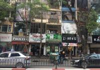 Cho thuê nhà MP Chùa Bộc DT 50m2*4 tầng, MT 4m, giá 60 triệu/tháng