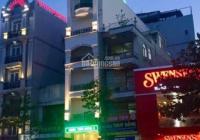 Bán nhà MT đường CMT8, P. 5, Q. Tân Bình, DT: 3,75m x 17m (nở hậu) trệt 2 lầu. Giá chỉ 16 tỷ TL
