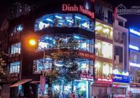 Lô góc đoạn đầu phố Nguyễn Khuyến, vị trí đắc địa 120m2, 5 tầng, 25,9 tỷ. LH: 0973468882